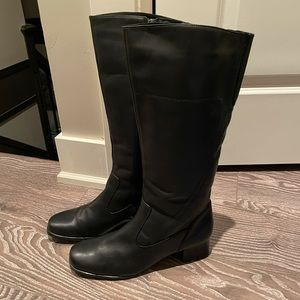 Blondo Canada Waterproof Leather Knee High Boots